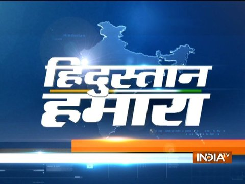 Hindustan Hamara: BJP & BSP corporators scuffle, loudspeaker issue and other news