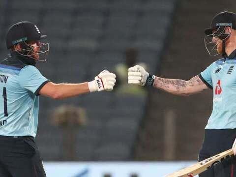 IND vs ENG 2nd ODI : England beats India by six wickets