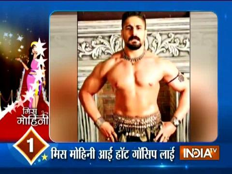Rajat Tokas is prepping for his role in Naagin 3