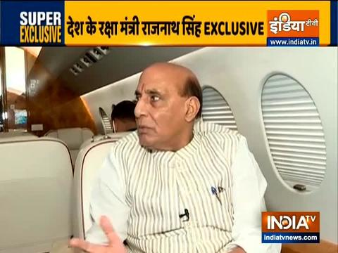 Pak minister's admission revealed truth of Pulwama attack: Rajnath Singh
