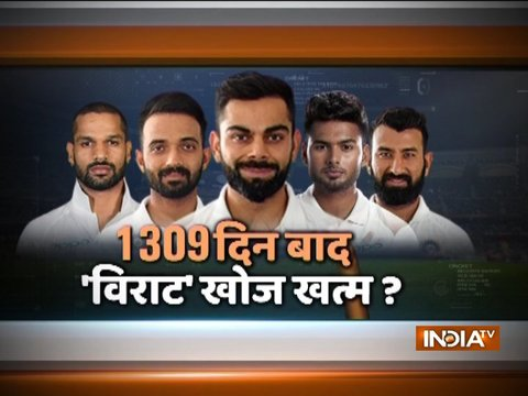 No one better than Virat Kohli at the moment in all three formats: Virender Sehwag to IndiaTV