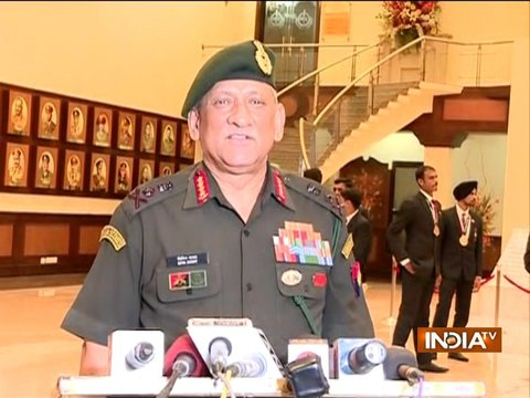 Asian Games was a trailer, you will watch full film at Tokyo Olympics: Army chief Bipin Rawat