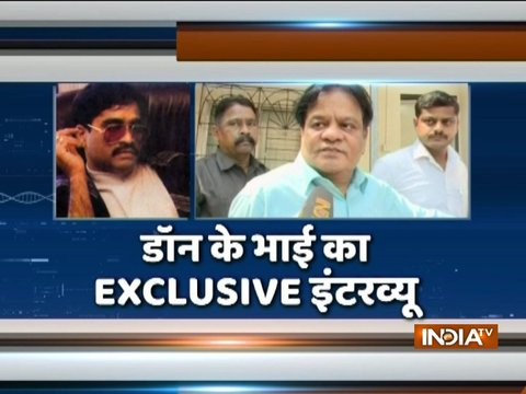 Underworld don Dawood Ibrahim wanted to return to India, reveals Iqbal Kaskar