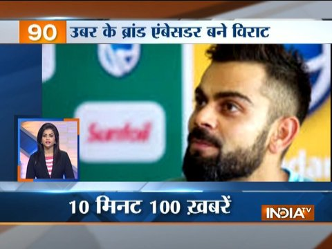 News 100 | 10th March, 2018
