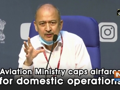 Aviation Ministry caps airfares for domestic operations