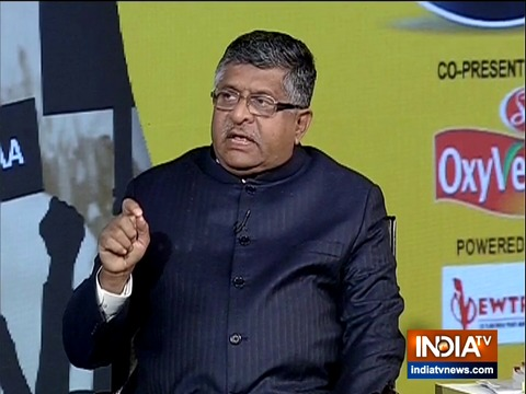 Trust what the PM said about NRC at Ramlila Grounds: Ravi Shankar Prasad