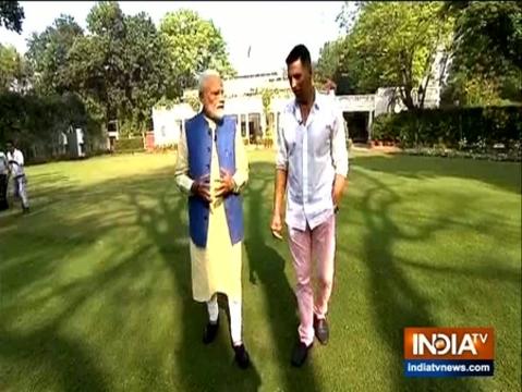प्रधानमंत्री मोदी की 3 घंटे वाली नींद का सीक्रेट