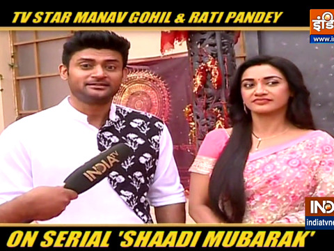 Shaadi Mubarak actors Manav Gohil, Rati Pandey spills bean on the upcoming episodes
