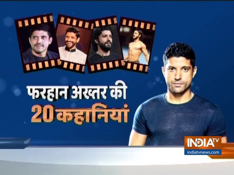 20 stories about Farhan Akhtar