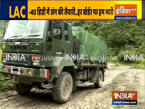 चीन ने अरुणाचल प्रदेश की सीमा के पास सैन्य उपस्थिति बढ़ाई, भारत ने भी सैनिकों को स्थानांतरित किया
