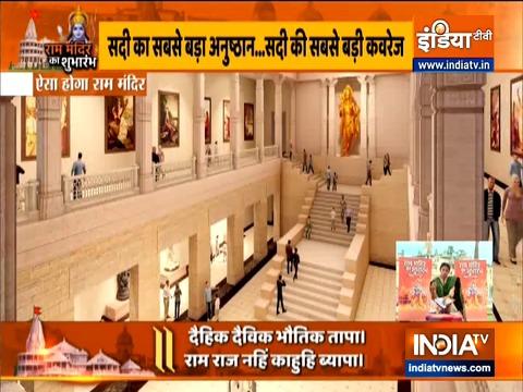 ऐसा दिखेगा अयोध्या का राम मंदिर