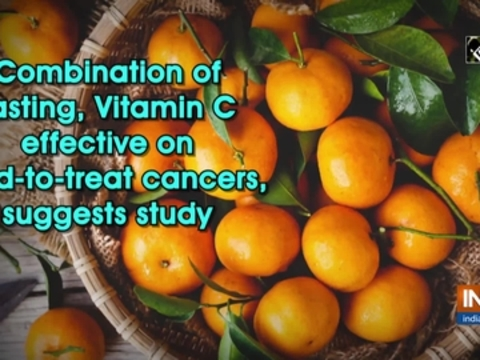 Combination of fasting, Vitamin C effective on hard-to-treat cancers, suggests study