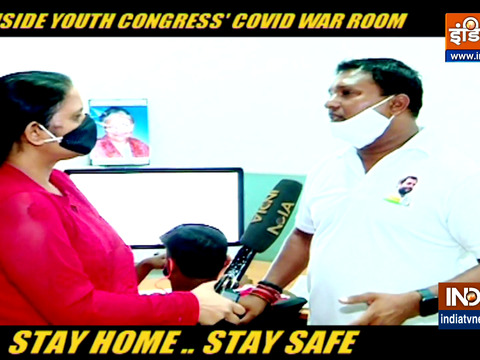 Inside Youth Congress' Covid war room