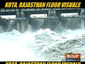 Rajasthan: Several areas flooded in Kota after barrage releases water