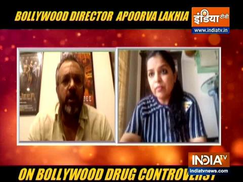 Apoorva Lakhia opens up on Bollywood drug controversy