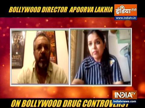 बॉलीवुड फिल्ममेकर अपूर्व लखिया ने बॉलीवुड में फैले ड्रग नेक्सस पर की बात