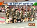 Independence Day 2018: Beating Retreat ceremony at Wagah border (Part 2)