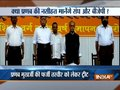 Pranab Mukherjee has shown 'mirror of truth' to RSS, says Congress
