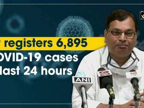 UP registers 6,895 COVID-19 cases in last 24 hours