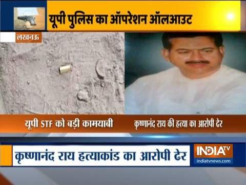 Rakesh Pandey, accused Of Krishnanand Rai murder case killed in police encounter