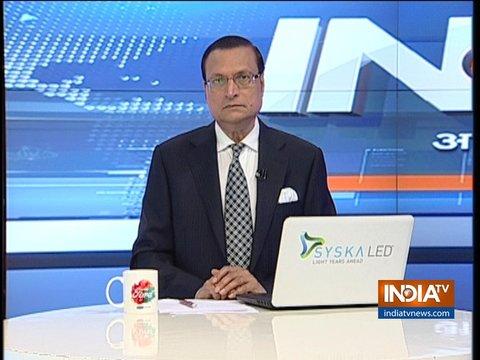 आज की बात रजत शर्मा के साथ | 14 फरवरी, 2019