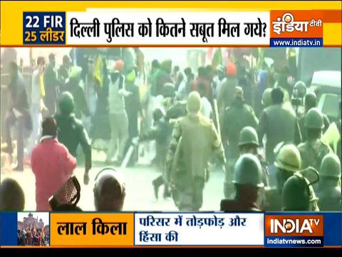 कुरुक्षेत्र | दिल्ली पुलिस ने गणतंत्र दिवस पर ट्रैक्टर मार्च के दौरान हिंसा के संबंध में 22 एफआईआर दर्ज की
