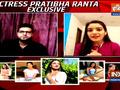 TV actress Pratibha Ranta talks about practicing yoga and much more