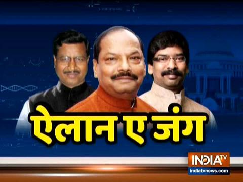 Jharkhand elections will be carried out in 5 phases. First phase will be conducted on November 30.