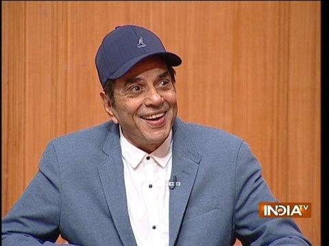 Bollywood actor Dharmendra in Aap Ki Adalat (Full Episode)