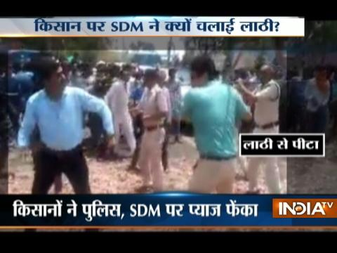 Madhya Pradesh farmers' protest turns violent in Ujjain