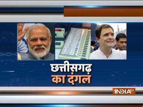 Assembly polls 2018: 13 percent turnout recorded till 10 am in Chhattisgarh
