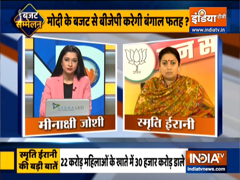 Why Mamata Banerjee has not implemented Ayushman Bharat Scheme in Bengal? asks Smriti Irani