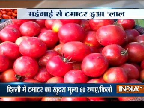 Monsoon Effect: Tomato prices goes up to Rs 70-80 per kg in Delhi