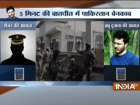 Martyred Major had asked militant Abu Dujana to surrender himself ahead of his encounter