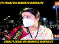 'Mamata Banerjee seeing her defeat' says Smriti Irani | EXCLUSIVE