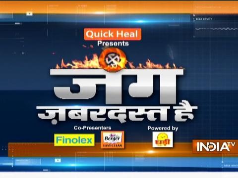 Jung Zabardast Hai: Crowds flood the streets of Varanasi as PM Modi arrives for roadshow
