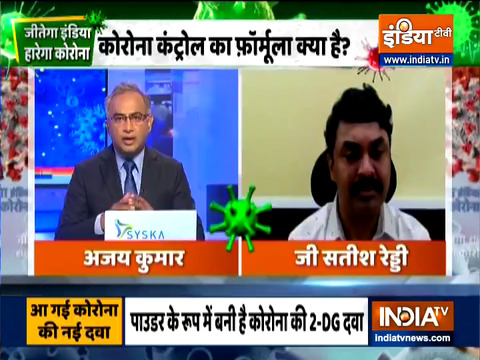 Jeetega India: Watch Dr G Satheesh Reddy, Secretary DD (R&D) and Chairman DRDO EXCLUSIVE