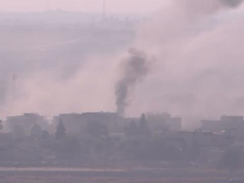 HL: Explosions in Syria as Turkish offensive continues