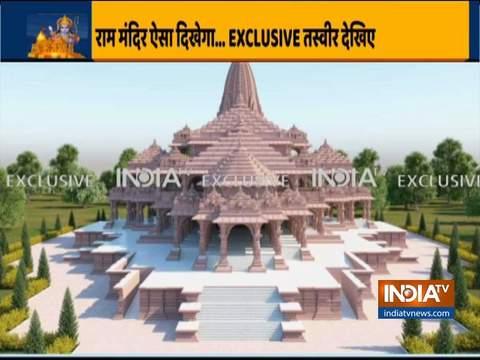इस तरह दिखेगा राम मंदिर