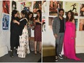 Dabboo Ratnani Calendar launch: Farhan Akhtar arrives with GF Shibani, Rekha bonds with Vidya Balan