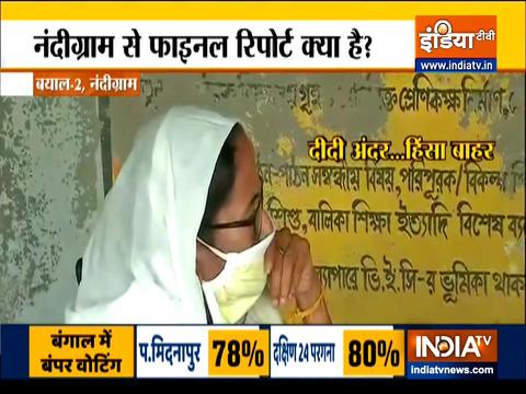 Haqikat Kya Hai | TMC, BJP supporters clash in Nandigram, EC seeks report
