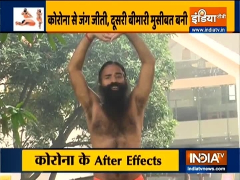Swami Ramdev on how strong immunity will help keep Covid-19 at bay