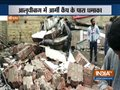 Blast at army camp in Srinagar