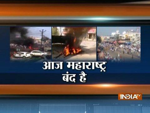 Dalit anger over Pune clashes singes parts of Mumbai, Maharashtra