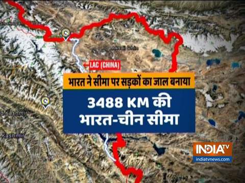 Ladakh Standoff: Govt to expedite works on 32 road projects along border with China