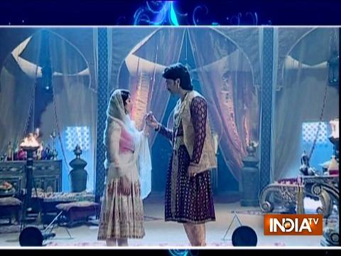 अनारकली ने कबूल किया सलीम का प्यार