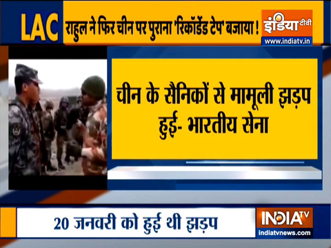 Indo-China clash: Army says Naku La clash in Sikkim with Chinese troops swiftly resolved