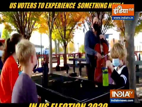 US voters to express something new in US election 2020