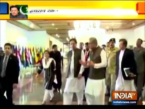 देखिये इंडिया टीवी की रिपोर्ट इमरान खान का एक साल पाकिस्तान हुआ कंगाल