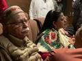 LK Advani gets emotional after watching Vidhu Vinod Chopra's Shikara